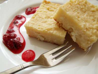 Recipe Simple cottage cheese cake