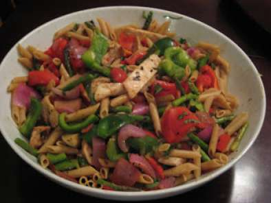 Recipe Paula deen's lean: grilled vegetable pasta salad