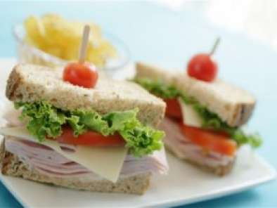 Recipe Create your own mouthwatering picnic sandwiches