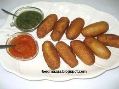Recipe Bread rolls