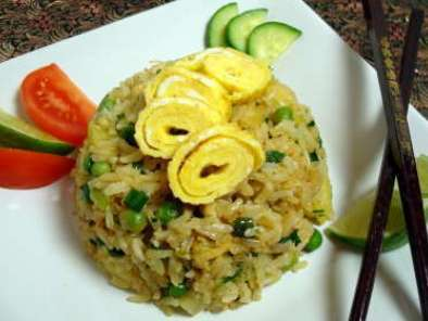 Recipe Thai fried rice