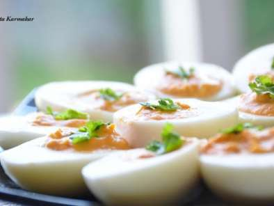 Recipe Deviled egg