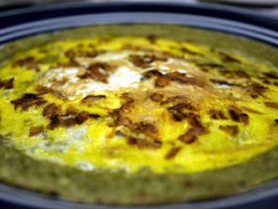 Recipe Onion egg pesarattu