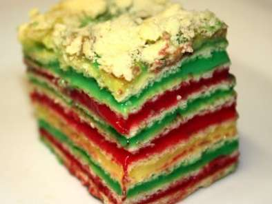 Recipe Venetian wafer cake