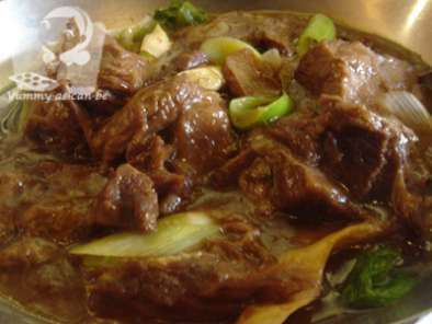 Recipe Beef stew chinese style