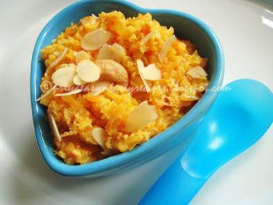 Recipe Carrot & cabbage halwa