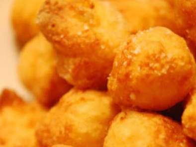 How to make pommes dauphines, the french tater tots