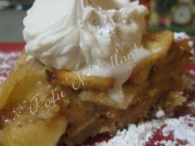 Recipe Apple cobbler pie