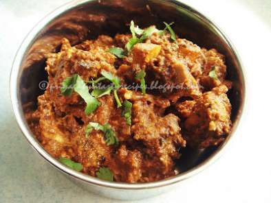 Recipe Chettinad mutton chukka
