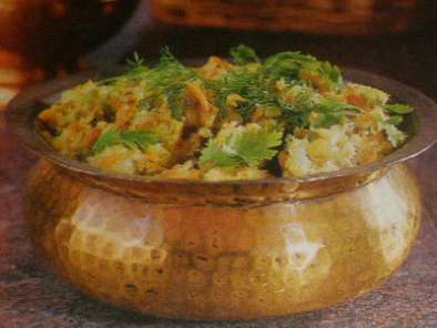 Recipe Jackfruit biryani
