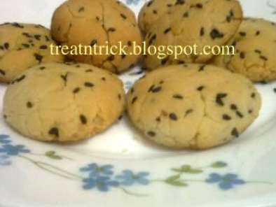 Recipe Condensed milk cookies