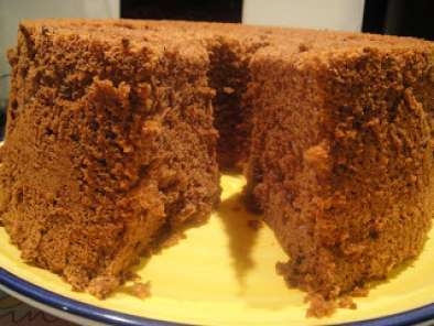 Recipe Chocolate chiffon cake