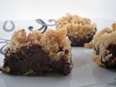 Recipe Crumb cake brownies