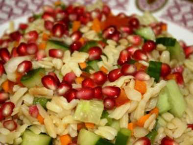 Recipe Risoni salad