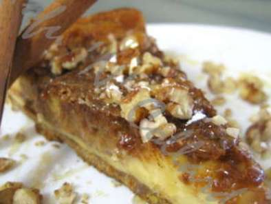 Recipe Cinnamon swirl cheesecake
