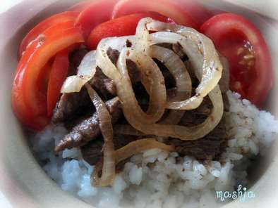 Recipe Filipino beef steak