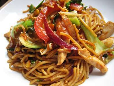 Recipe Oodles of noodles