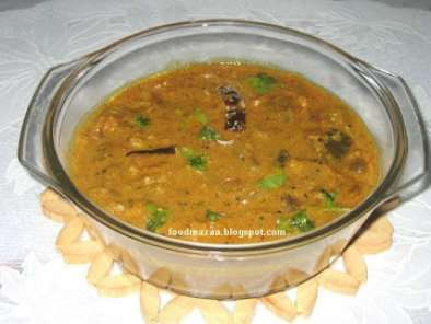 Recipe Aloe vera curry - chettinad style