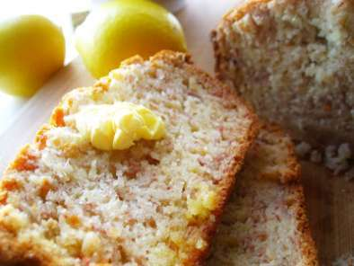 Recipe Banana bread with rice flour