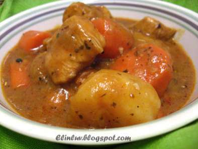 Recipe Italian chicken stew