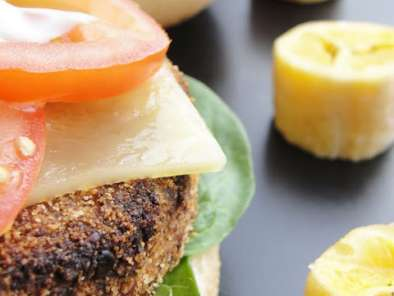 Recipe The ko rasoi bbq season: matoki (green banana) burgers