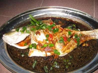 Recipe Steam fry fish