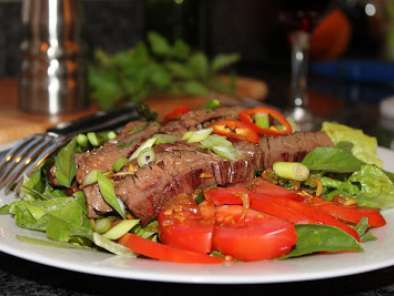 Recipe Thai beef salad, take it off food #4