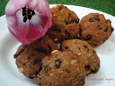 Recipe Minced mutton (keema) vadai