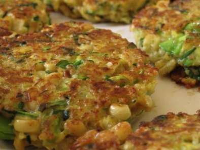 Recipe Vegetable quinoa cakes