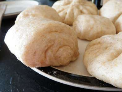 Recipe Chinese steamed bun recipe (mantous)