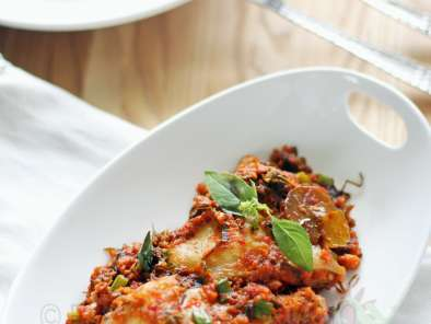 Recipe Ayam garo rica - manadonese chili and lemon basil chicken