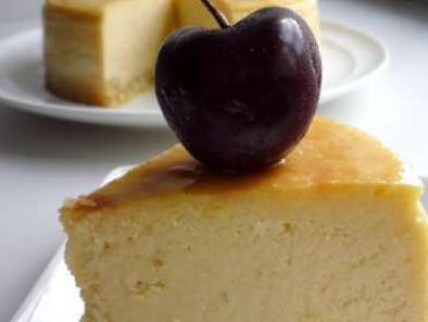 Recipe Chicago-style cheesecake