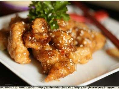 Recipe Chicken with lee kum kee plum sauce