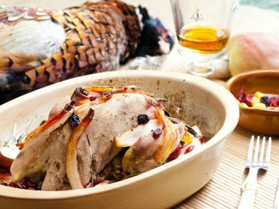 recipes pheasant