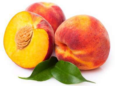 recipes peach