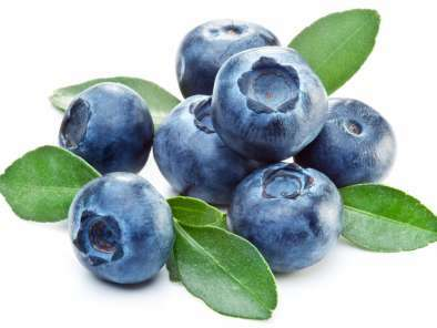 recipes blueberries