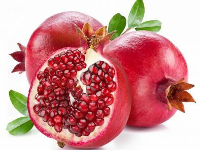 recipes pomegranate