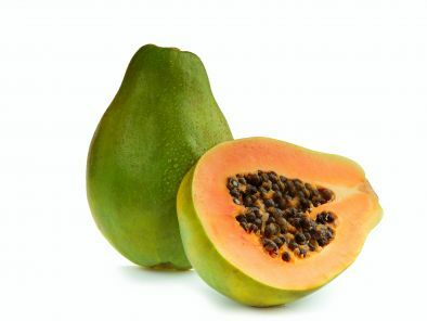 recipes papaya