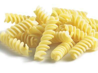 recipes fusilli
