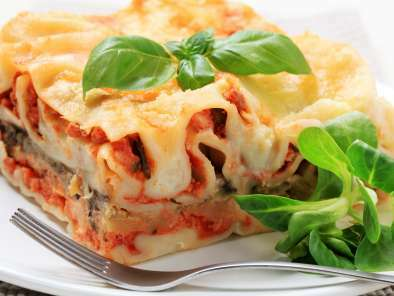 recipes lasagna