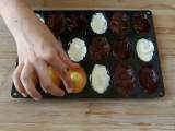 Step 8 - Madeleines with Chocolate - Video Recipe !