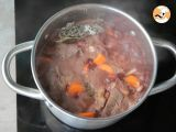 Step 3 - Beef Bourguignon - Video recipe !