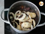 Step 4 - Beef Bourguignon - Video recipe !