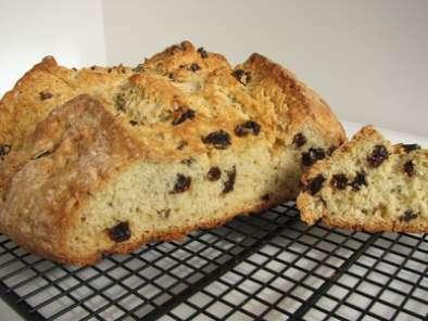 American-style irish soda bread with raisins and caraway seeds, Recipe ...