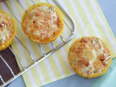 Appetizers muffins - Video recipe !