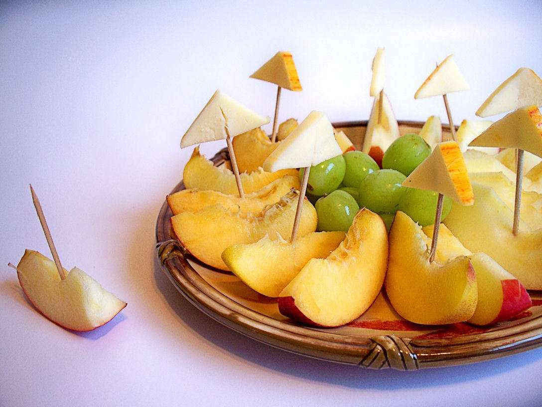 Apple Boats Recipe Petitchef