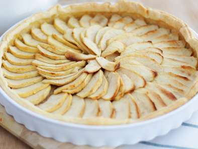 Apple tart - Video recipe !