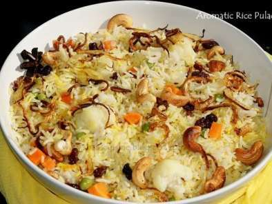 Aromatic Rice Pulao, photo 2