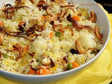 Aromatic Rice Pulao, photo 3