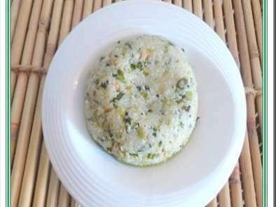 Avarekalu Akkitari Uppittu Avarekalu Upma With Rice And Coconut A Speciality Of Karnataka
